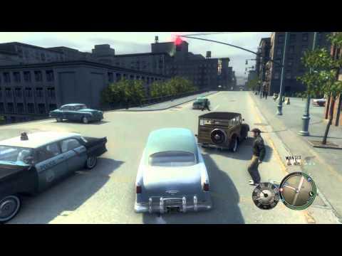 Gameplay de Mafia II Director's Cut