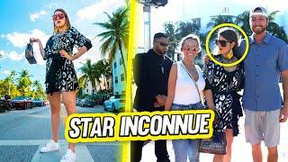 Je me fais passer pour une STAR INCONNUE dans la rue (Prank) | DENYZEE