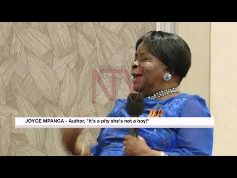 Former minister Joyce Mpanga launches memoir