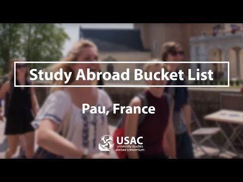 Pau Bucket List