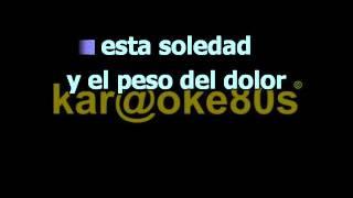 karaoke  Tanto Amor Abel Pintos