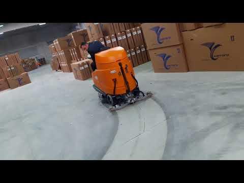 Taski swingo 4000 binicili yer yıkama makinası