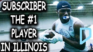 Reacting to Subscriber Highlights!!! #1 Player in Illinois: AJ Henning