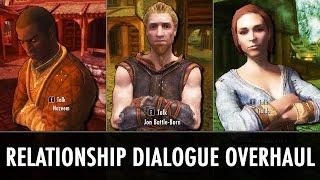 Skyrim Mod: Relationship Dialogue Overhaul