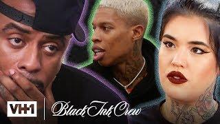 Black Ink Crew Celebrates PRIDE Month  🌈 #AloneTogether