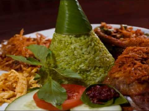 Video Resep Cara Membuat Nasi Hijau Khas Sukabumi Gurih Sederhana Enak