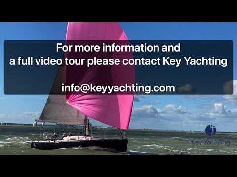 J Boats J/100 video