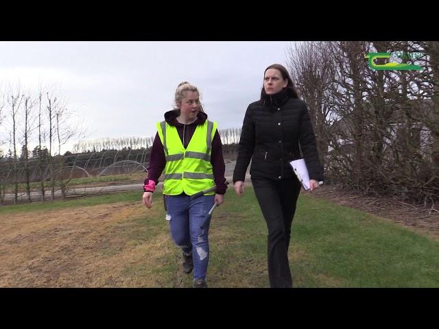 Louise O'Toole - Teagasc Horticulture Student