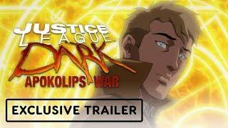 Justice League Dark: Apokolips War (2020) Video