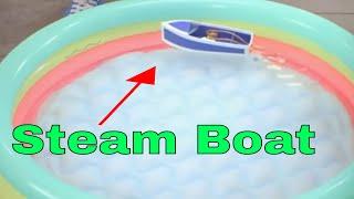 Steam Boat - Smart New Ideas - Learning Tricks - Engineer This Hindi Tv Series - Zeekids