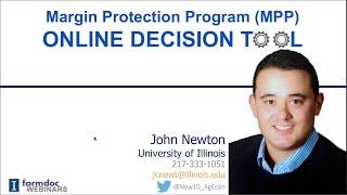 Margin Protection Program Online Decision Tool