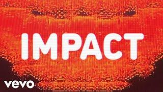 Kadr z teledysku Impact tekst piosenki SG Lewis, Robyn & Channel Tres