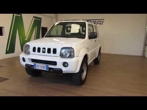 SUZUKI Jimny 1.3i 16V 4WD JLX GANCIO TRAINO