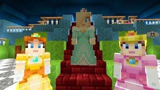 Minecraft Wii U - Super Mario Series - Mario's New Girlfriend  [42]