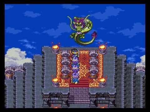 Dragon Quest III SFC/SNES God Dragon Tower - смотреть онлайн на Hah Life