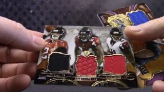 2016 Immaculate & 2013 Triple Threads NFL 4 Box Serial #s GB