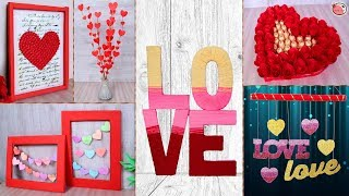 10 DIY Projects for Valentine