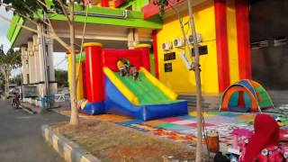 preview picture of video 'Playground family on Bangkalan Madura east java Indonesia'
