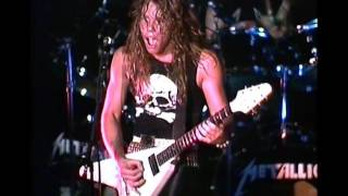 Metallica Seek And Destroy Live at The Metro 1983