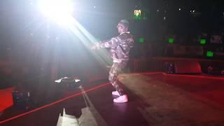 John Blaq Performance @BURNA BOY   KAMPALA(UG) EXPERIENCE @SHERATON GARDENS