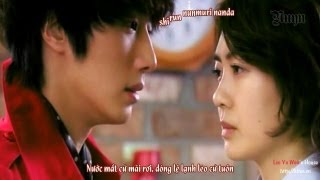 [Vietsub - Kara] Tears Are Falling - Shin Jae (49 Days OST)