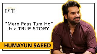 Humayun Saeed REACTS to MEAN COMMENTS About Meray Paas Tum Ho | Part 2 | HauteLight| Something Haute