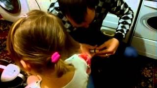 Хвостики для дочки