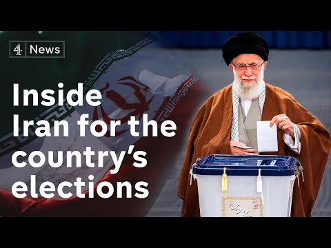 Persian Gulf update 2/23/2020...Inside Iran at election time as country closes borders over virus fears