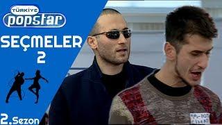 Popstar Türkiye - Seçmeler 2 - Tek Parça  (2. Sezon) / Popstar