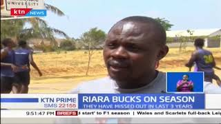 Riara University Basketball team (Riara Bucks) hopes for better show
