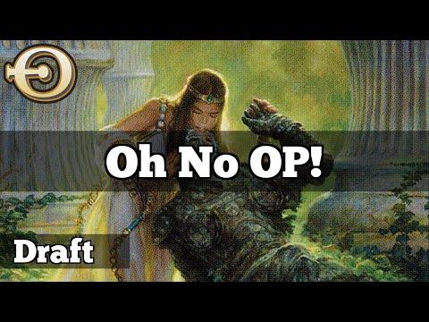 Oh No Op! | Throne of Eldraine Draft [MTGO]