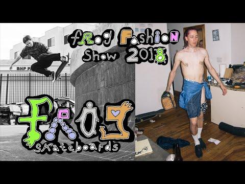 Frog Fashion Show 2018 Video