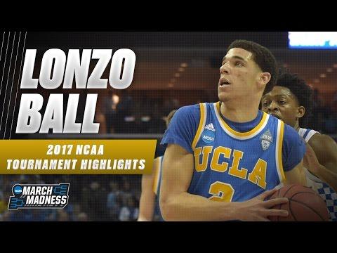 2017 NCAA Tournament: Lonzo Ball