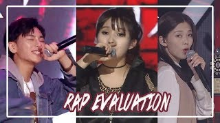 Save One Drop One || Produce 10148 Rap Evaluation