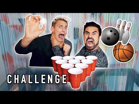 ULTIMATE SPORTS CHALLENGE! (Game) w/ George Janko