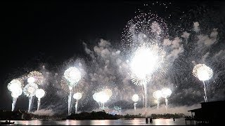 Magic Kingdom Fantasy In The Sky Full Show   New Years Eve Eve 2017 2018