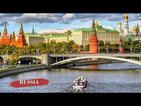 Top 20 Places to Visit in Moscow, Russia | Moscow Tourist Attraction [2018 Travel Guide]