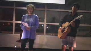 Everything has changed - Taylor Swift ft Ed Sheeran (Cover by Christie Hernandez and Rohil Verma)
