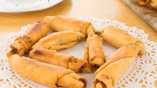 Desert Recipes: How To Make African Fish Roll