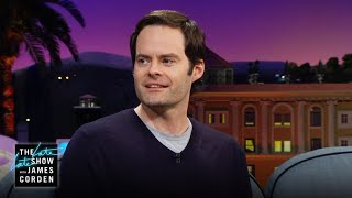 Bill Hader Knows Nothing About 'Friends' - Video Youtube