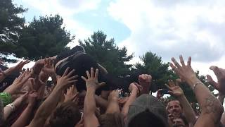Anti-Flag: You've Got to Die for the Government - Warped Tour 7/14/17-Keybank Pav.-Burgettstown,PA