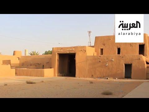 العرب اليوم - شاهد: شاهد قصر الملك عبدالعزيز التاريخي في لينة بشمال السعودية
