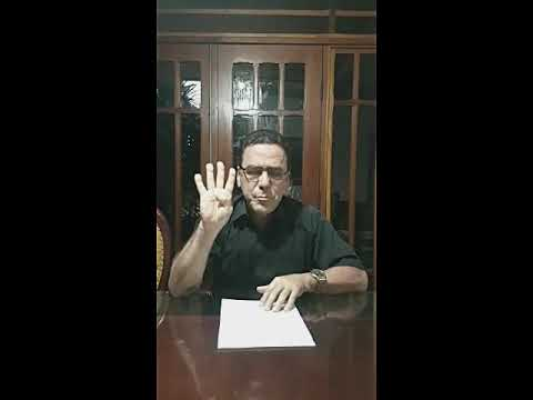 Prefeito Olívio explica decreto do Covid