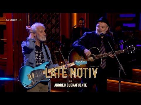 LATE MOTIV - Pepín Tre y Pablo Carbonell.