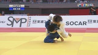女子78kg級 決勝