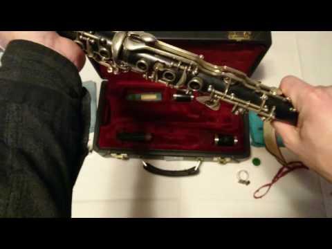 Klarinette lernen - 03 Die Pflege der Klarinette