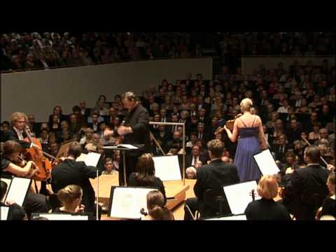 Violin Concerto by Jean Sibelius (excerpt) with Lahti Symphony Orchestra