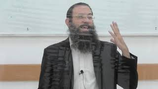 הלכות ערובין סימן שמו-שמז. הרב אריאל אלקובי שליט''א.