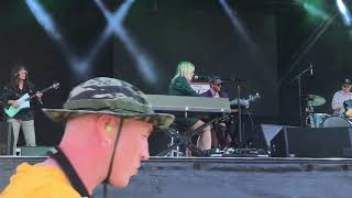 Tall Tall Shadow by Basia Bulat @ Okeechobee Fest 2018 on 3/4/18