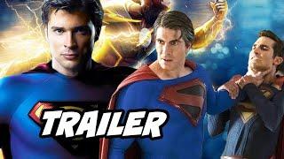 Crisis On Infinite Earths Official Trailer - Batman, Superman, The Flash Breakdown